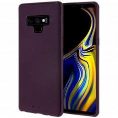 Husa Samsung Galaxy Note 9 Goospery Style Lux Purpuriu, Silicon, Carcasa, Mercury