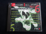 Various - Crossing All Over ! _ dublu cd _ Ariola ( 1997, Germania)