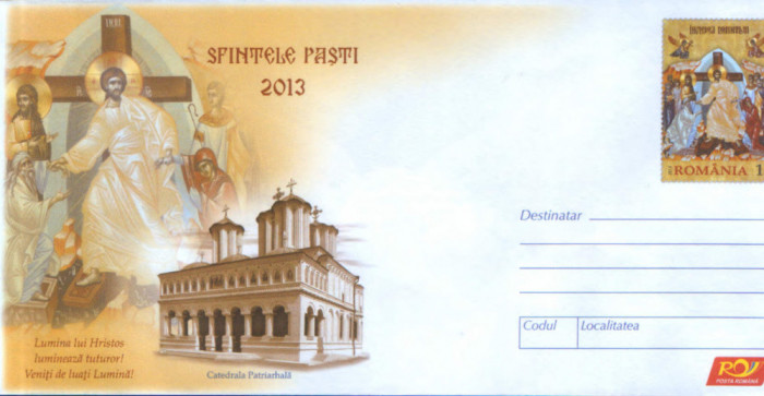 intreg pos plic nec 2013 - Sfintele Pasti - Catedrala Patriarhala