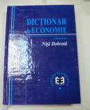 DICTIONAR DE ECONOMIE-NITA DOBROTA , 1999