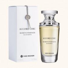 Apă de parfum Accord Chic (Yves Rocher)