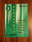 Sorin Cristea - PEDAGOGIE definitivat, gradul II si I (1996 - Ca noua!)