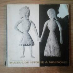 MUZEUL DE ISTORIE A MOLDOVEI de M. PETRESCU-DAMBOVITA , AL. ANDRONIC , 1966