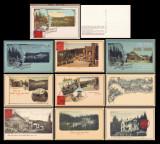 Centenar Paltinis - Hohe Rinne mapa cu 10 ilustrate reproduceri dupa originale