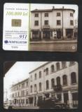 Romania 2002 Telephone card Old Bucharest Rom 149 CT.062