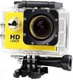 Camera Sport Full HD 1080P water resistant 30m neagra sau galbena