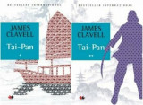 Set Tai-Pan (2 volume)/James Clavell, Litera