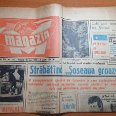 magazin 25 mai 1968-mina voievozi jud. salaj,art.orasul slatina la 600 ani