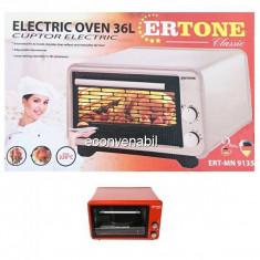 Cuptor Electric 36L 1420W 320C IP20 Ertone MN9135
