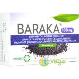 Baraka 100mg Negrilica (Chimen negru) 24cps moi