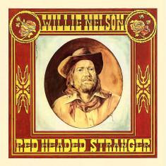 Willie Nelson Red Headed Stranger LP (vinyl)