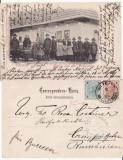 Tipuri din Bucovina-lipoveni- clasica, editura Leon Konig ,rara