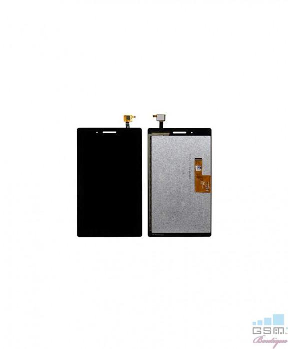 Ecran LCD Display Complet Lenovo Tab3 Essential 710 Negru