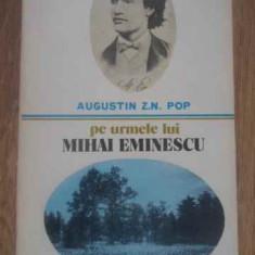 PE URMELE LUI MIHAI EMINESCU - AUGUSTIN Z. N. POP