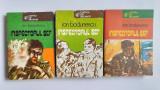 Ion Bodunescu - Inspectorul Sef (3 volume - Complet) - au ilustratii alb-negru