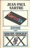 GREATA - Jean-Paul SARTRE / RS XX