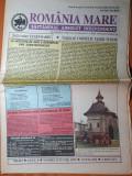 Ziarul romania mare 25 iunie 1999