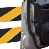 Burete de protectie a usilor de masina, reflectorizant, 10x50 cm, pentru garaj