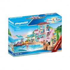 Playmobil Family Fun - Magazin de inghetata pe plaja