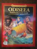Odiseea. Peripetiile lui Ulise (ilustratii color)