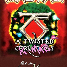 Twisted Sisters A Twisted Xmas Live In Las Vegas (cd+dvd)