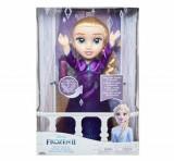 Papusa Elsa cu functii 36 cm, Frozen II