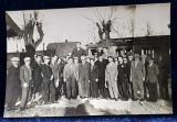 FOTOGRAFIE DE GRUP , SLATINA , FOTOGRAFIE MONOCROMA , DATATA 1928