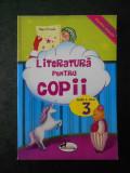 OLGA PARAIALA - LITERATURA PENTRU COPII. CLASA A III-A (2012, editura Aramis)
