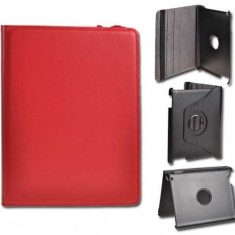 "Husa Rotativa SAMSUNG Galaxy Tab 3 (7"") (Rosu)"