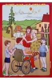 Set cu planse: Fapte bune ale copiilor - Nicolae Cristea