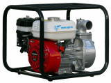 Motopompa De Apa Curata Agt Wp20Hx, Motor Honda Gx160, 5.5 Hp, 600 L/Min.