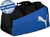 Geanta Puma Pro Training - geanta sala - geanta antrenament - geanta originala, Albastru