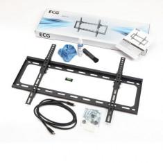Suport TV + kit curatare ECG LD 3265 AOK, montare pe perete , 81 - 150 cm, max. 35 Kg , cablu HDMI