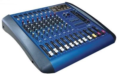 Mixer audio amplificat 760W cu egalizator si 4 iesiri foto