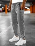 Pantaloni de trening gri Bolf JX1005