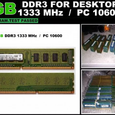 Memorie RAM Calculator 4GB DDR3 1333MHz
