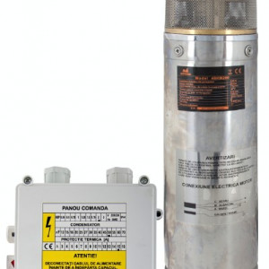 Pompa Submersibila Inox 4 Centrifugala EPTO Putere 750W