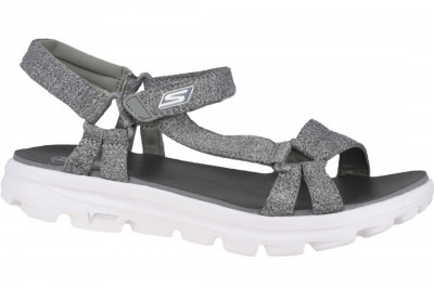 Sandale sport Skechers Go Walk Move 14248-GRY pentru Femei foto