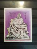 MANAMA - Michelangelo - Pieta, Nestampilat