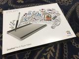 Tabletă Grafică Intuos Creative Pen & Touch