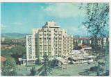 bnk cp Deva - Hotelul Sarmis - circulata - marca fixa