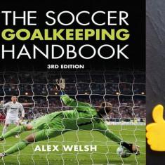 Manual antrenament portari fotbal Alex Welsh