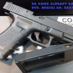Pistol GLOCK KP17 CO2/ Airsoft- incarcator interschimbabil cu gaz