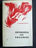 Defaimarea lui Paganini - A. Vinogradov