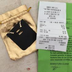 Cercei NOI de aur 14K