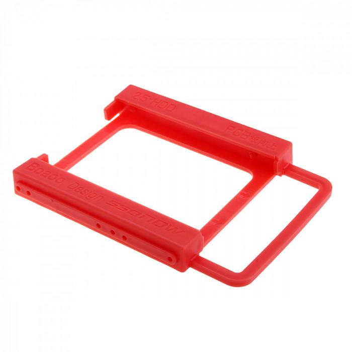 "Adaptor rama montare HDD/ SSD 2.5"" in bay de 3.5"", Active, plastic"