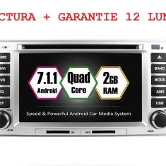 Navigatie Gps Hyundai Santa Fe 2006 - 2012 , 2GB RAM + 16 GB ROM , Garantie 12