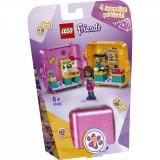 LEGO® Friends - Cubul de joaca de cumparaturi al Andreei (41405)