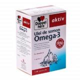 Omega 3- Ulei de Somon 800mg 120cps Doppel Herz