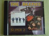 THE BEATLES - Help ! / Rubber Soul - CD ca NOU